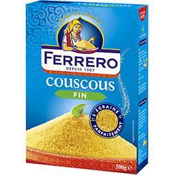 Couscous fin