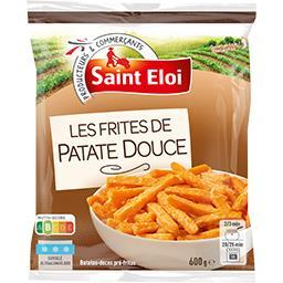 Bouton d'Or Frites de patate douce le sachet de 600 g