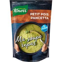 Ma Soupe Repas - Petit pois pancetta