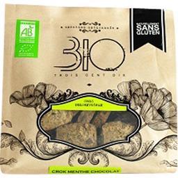 310 Bio Crok menthe chocolat bio sans gluten Le sachet de 150 gr