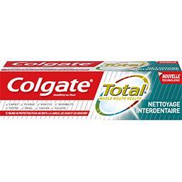 Colgate Colgate Total - Dentifrice Nettoyage Interdentaire le tube de 75 ml