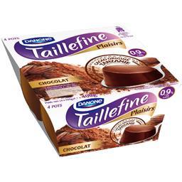 Plaisirs - Spécialité laitière chocolat