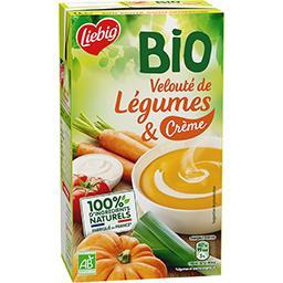 Liebig Liebig BIO - Velouté de légumes & crème BIO la brique de 1 l