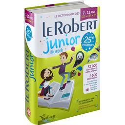 Le Robert junior illustre - 7/11 ans