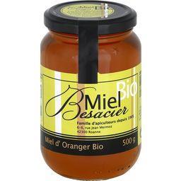Miel d'oranger BIO