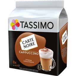 Tassimo Carte Noire - Capsules de Cappuccino la boite de 16 capsules - 267,2 g