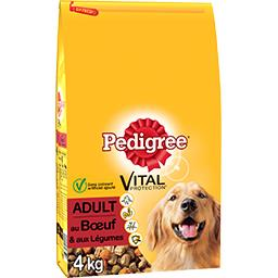 Pedigree Pedigree Vital Protection - Croquettes bœuf & légumes Adult le sac de 4 kg