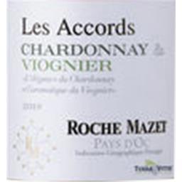 Vin de pays d'Oc Chardonnay Viognier, vin blanc
