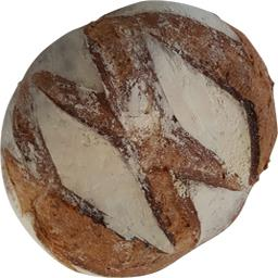 Pétri et cuit dans notre fournil Boule de pain tradition La boule de 800 gr