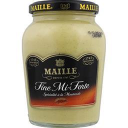 Maille Maille Spécialité à la moutarde fine mi-forte le pot de 355 g