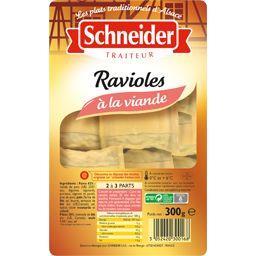 Ravioles, recette à l'alsacienne, La barquette de 300g