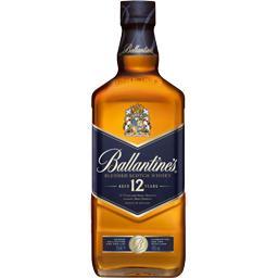 Scotch whisky blended, 12 ans d'âge