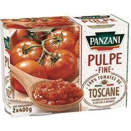 Pulpe tomate fine