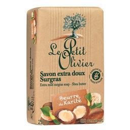 Le Petit Olivier Le Petit Olivier Savon extra doux surgras beurre de karité le savon de 250 g