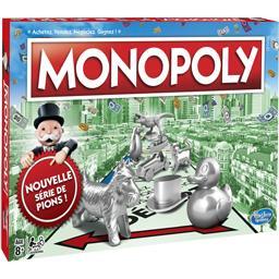 Hasbro Hasbro Gaming Monopoly Classique le jeu