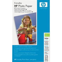 Papier photo brillant a6