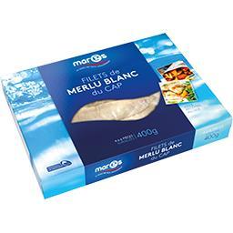Marès Marès Filets de Merlu blanc du Cap la boite de 400 g