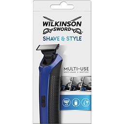 Wilkinson Wilkinson Sword Rasoir électrique Shave & Style multi-usage le rasoir