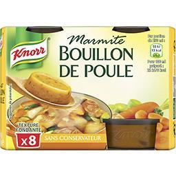 Marmite de Bouillon - Bouillon de poule