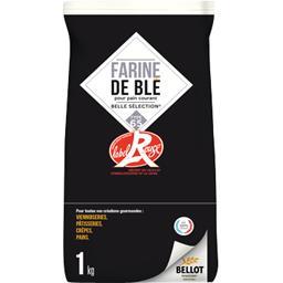 Farine de blé type 65 Label Rouge
