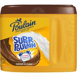 Chocolat en poudre Super Poulain