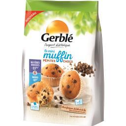 Le mini muffin pépites choco