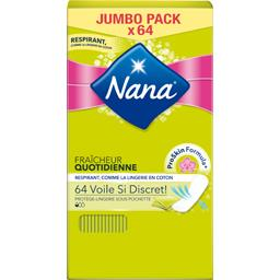 Nana Protège-lingerie Voile Si Discret la boite de 64