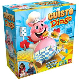 Goliath Goliath Cuisto Dingo le jeu