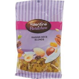 Raisins secs blonds