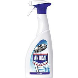 Antikal Antikal Spray nettoyant pour la salle de bain anti-calcaire le spray de 500ml