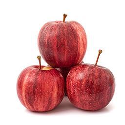 Pommes GALA Zéro résidu de Pesticides