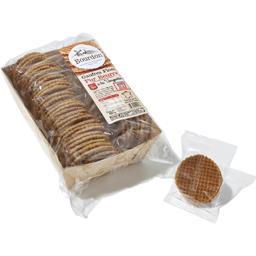 Biscuiterie Bourdon Gaufres fines pur beurre à la vergeoise la boite de 420 g