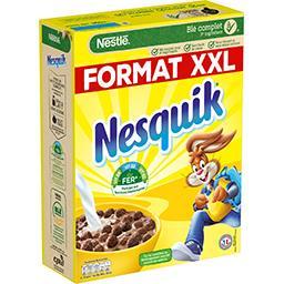 Nesquik Nestle (NESTLE NESQUIK) Céréales le paquet de 950g