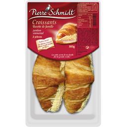 Recette de Famille - Croissants jambon emmental