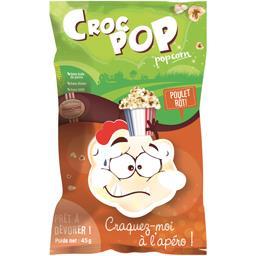 Croc Pop Pop corn carmel poulet rôti le paquet de 90 g