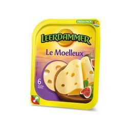 Leerdammer Fromage Le Moelleux en tranche