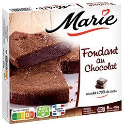 Marie Marie Le Fondant au chocolat la boite de 470 g