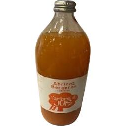 L'arbre à jus Abricot bergeron nectar La bouteille de 1 litre