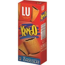 Biscuits Kango fourrés au chocolat
