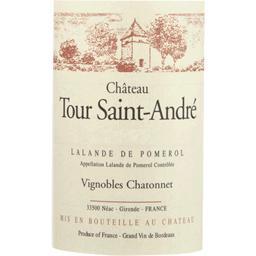 Lalande de Pomerol - Vin rouge - Château Tour Saint-...