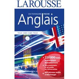 Dictionnaire de poche Anglais