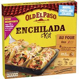 Kit pour Enchiladas au four
