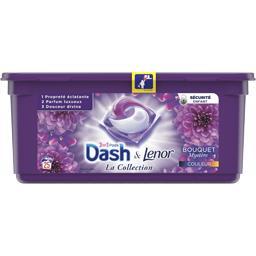 Dash Dash Lessives en capsules bouquet mystère La boite de 25lavages