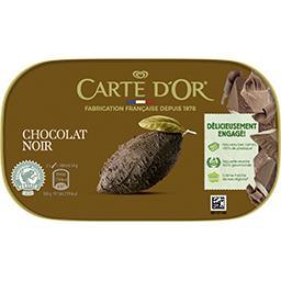 Carte d'Or Carte d'Or Glace chocolat noir Le bac de 900ml