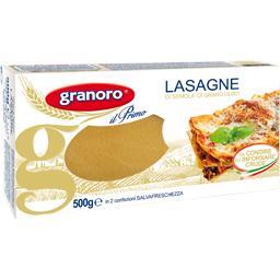 Lasagnes de blé dur n°121