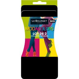 Collants opaques Modacolors T 3/4