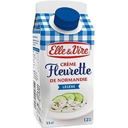 Crème de Normandie fleurette légère 20% MG