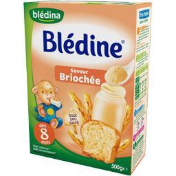 Blédine - Céréales saveur briochée, dès 8 mois