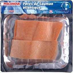 Pavés de saumon atlantique