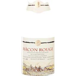 Mâcon - Vignerons des grandes vignes, vin rouge